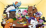 A Very Pony Thanksgiving