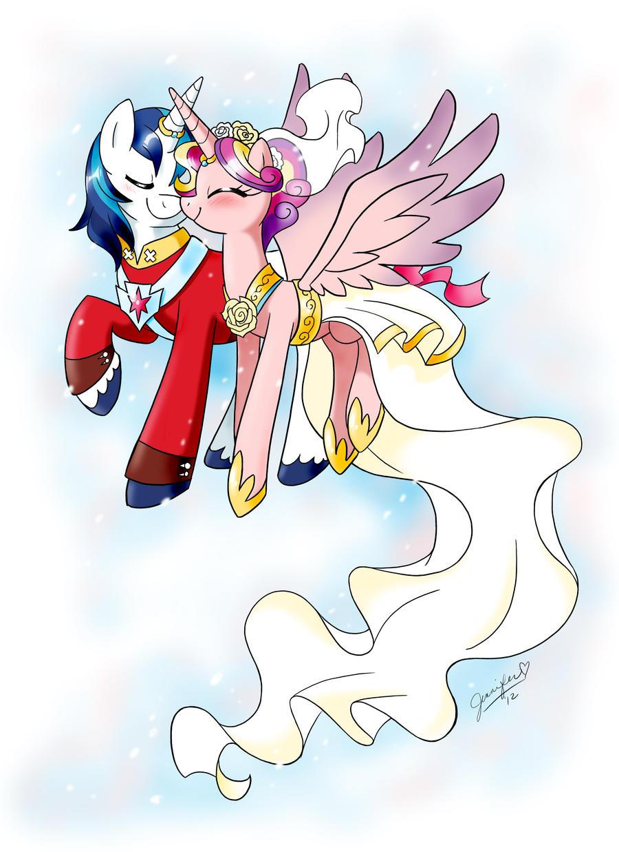 The Happy Couple by chibi-jen-hen