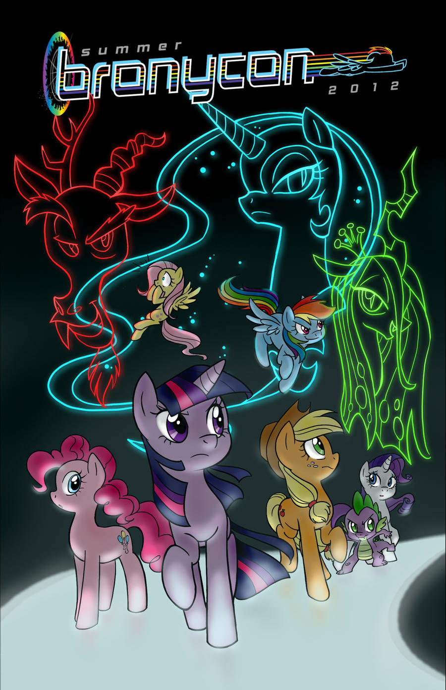 BronyCon cover contest entry by chibi-jen-hen on DeviantArt