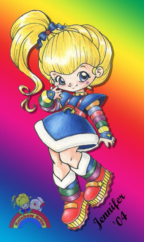 レインボーランド,Rainbow Brite,魔法少女レインボーブライト,Magical Girl Rainbow Brite,魔法少女Rainbow Brite,彩虹仙子,魔法少女