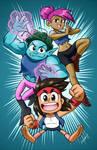 The kids are OK KO by chibi-jen-hen