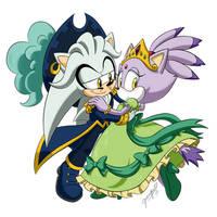 Silvaze waltz by chibi-jen-hen