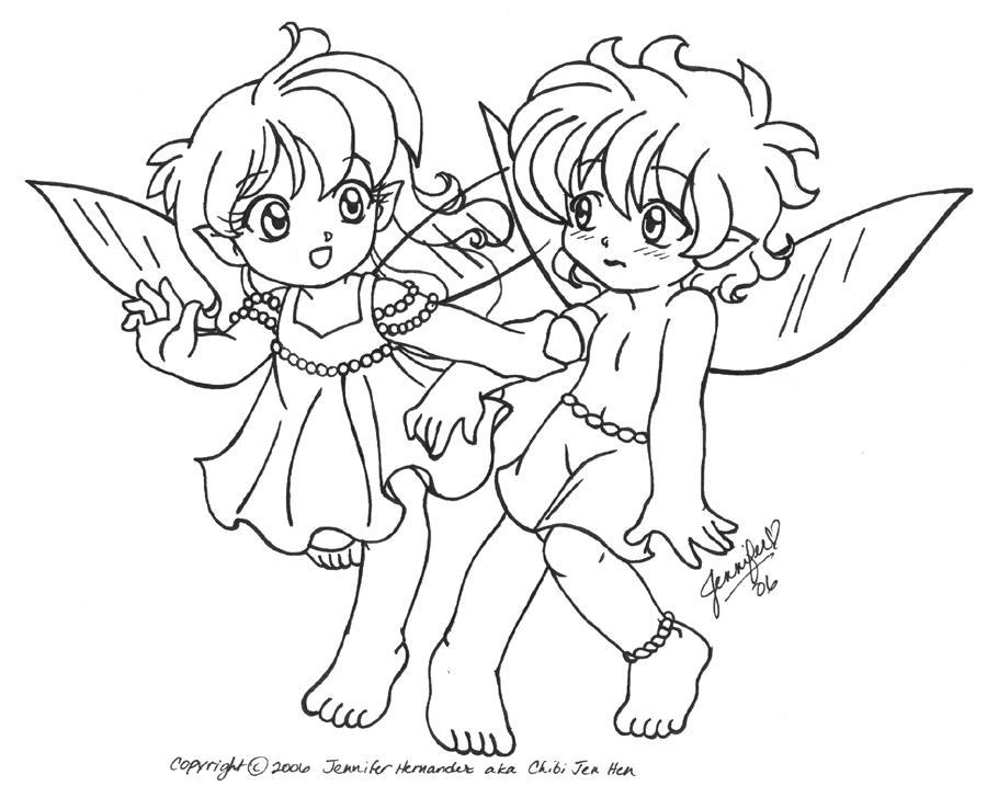 Fairy Children Otakon 2006 by chibi-jen-hen on DeviantArt