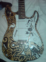 Guitar by Ecstatic-Cafe