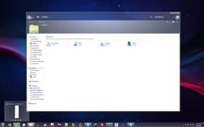 June 24th Desktop - Motion by thepanda-x