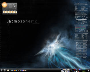 Old KDE3 desktop by SeaJey