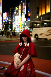 Tokyo Fairytale by Gurololi