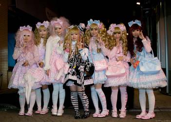 Angelic Pretty Dolls by Gurololi