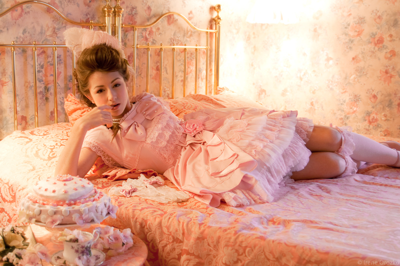 Marie Antoinette by Gurololi