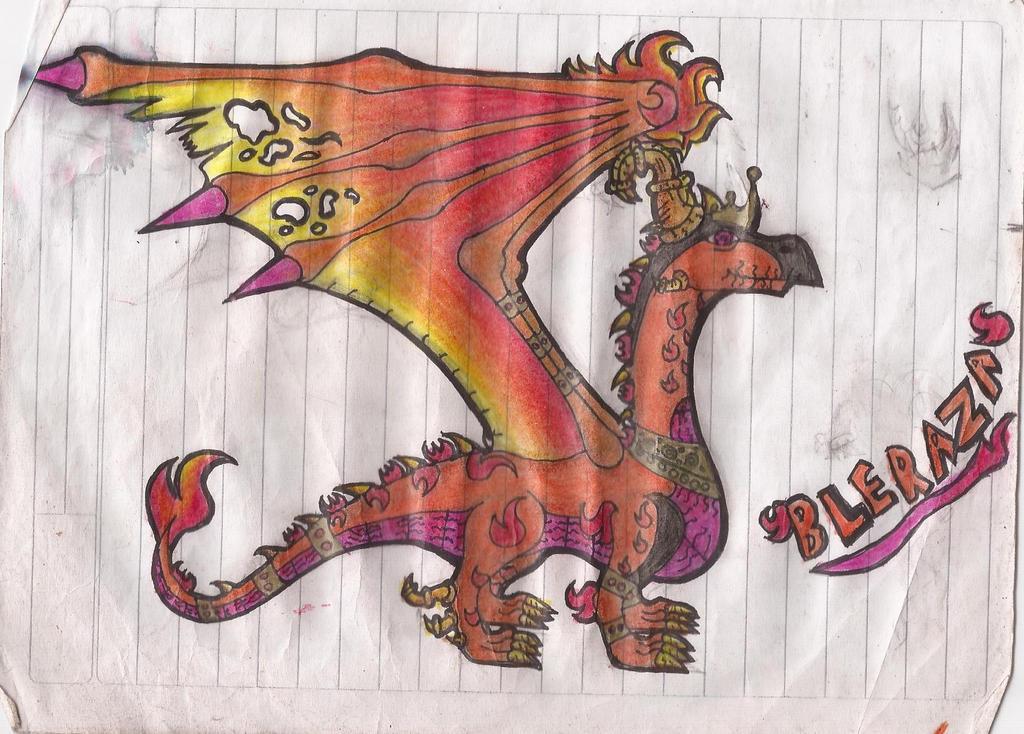 Mis dibujos! - Página 2 Bleraza_by_sparoudorado-d6vwt7l