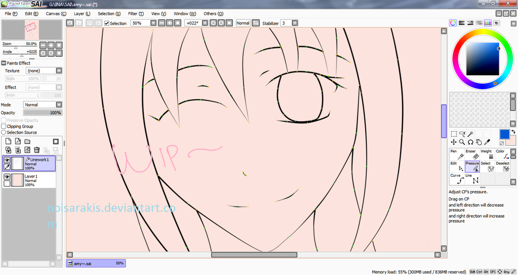 just a little wip~ :3 by NoisArakis
