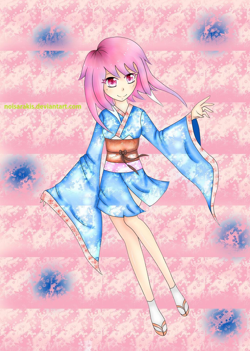 Ciela Arakis Kimono by NoisArakis