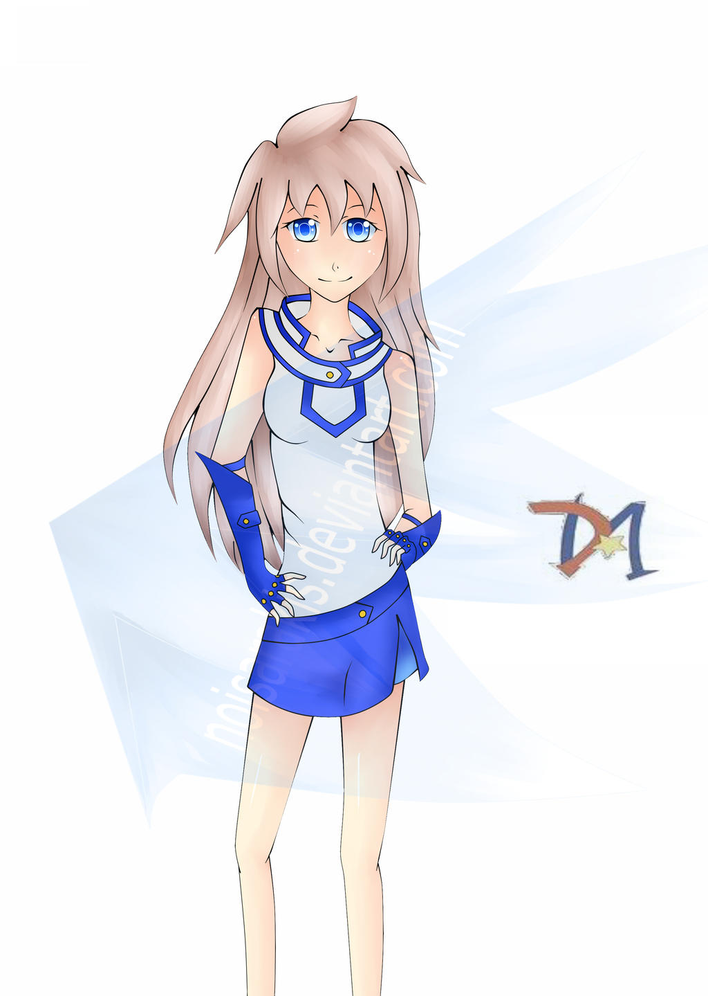 Duel Academia uniform by NoisArakis