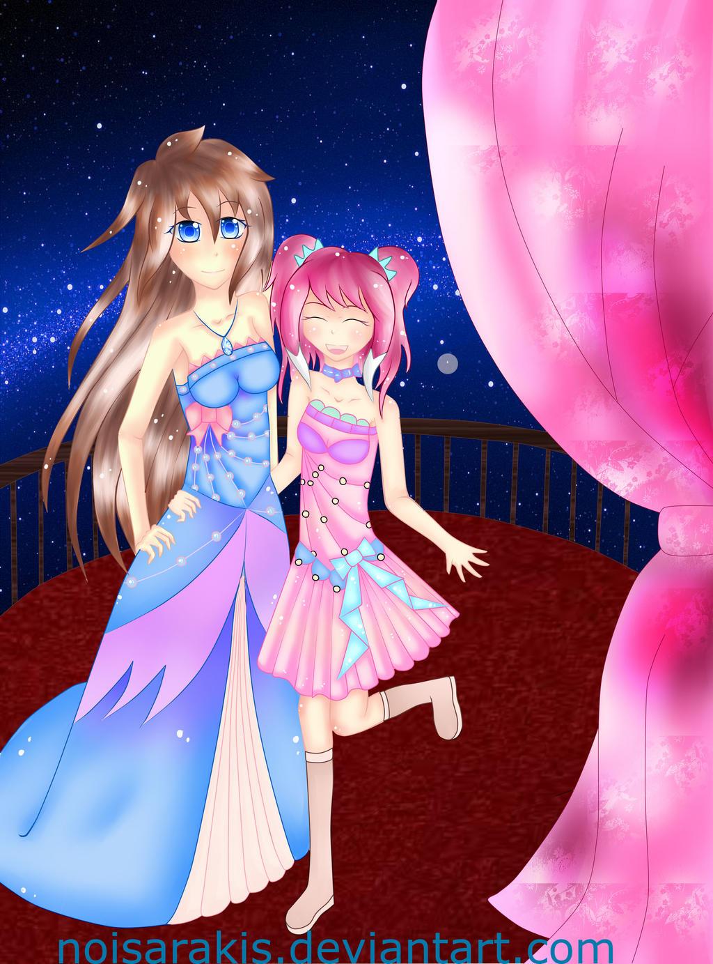 Ballroom girls~ by NoisArakis