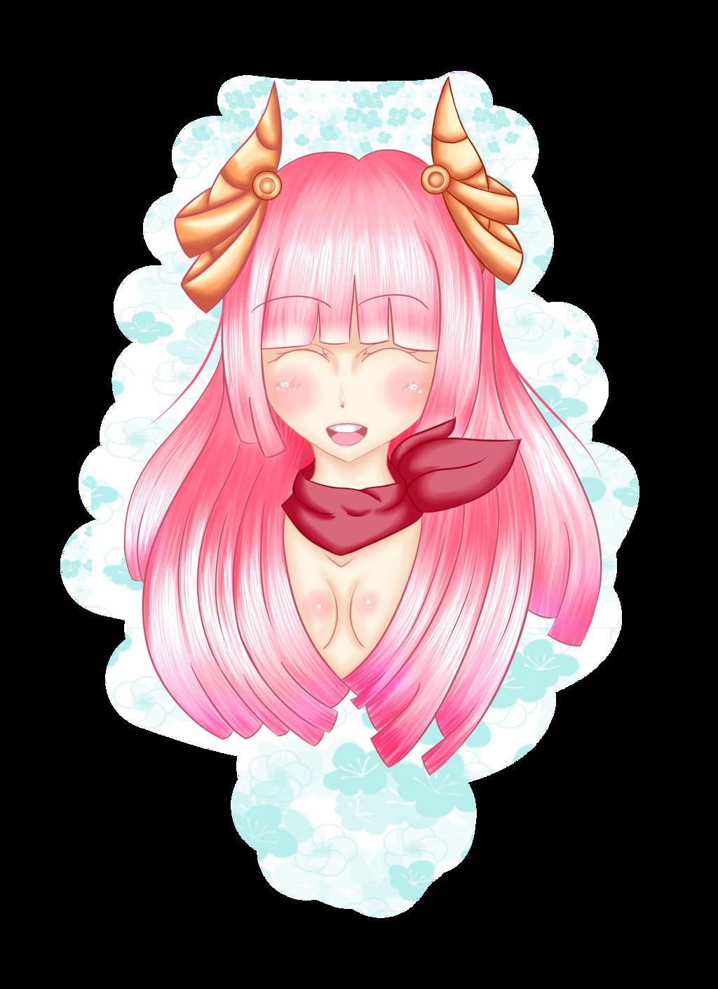 Smile Amy~ by NoisArakis