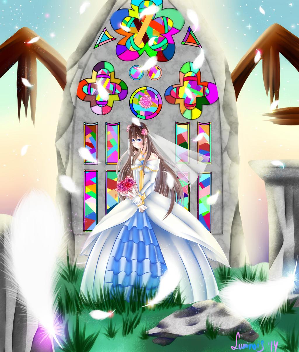 Angel's Wedding by NoisArakis