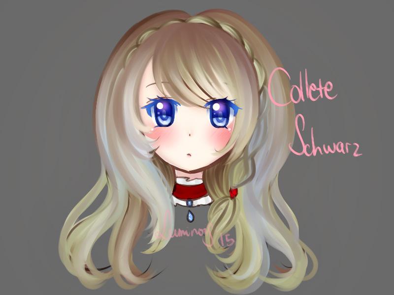 Collete Sketch~ by NoisArakis