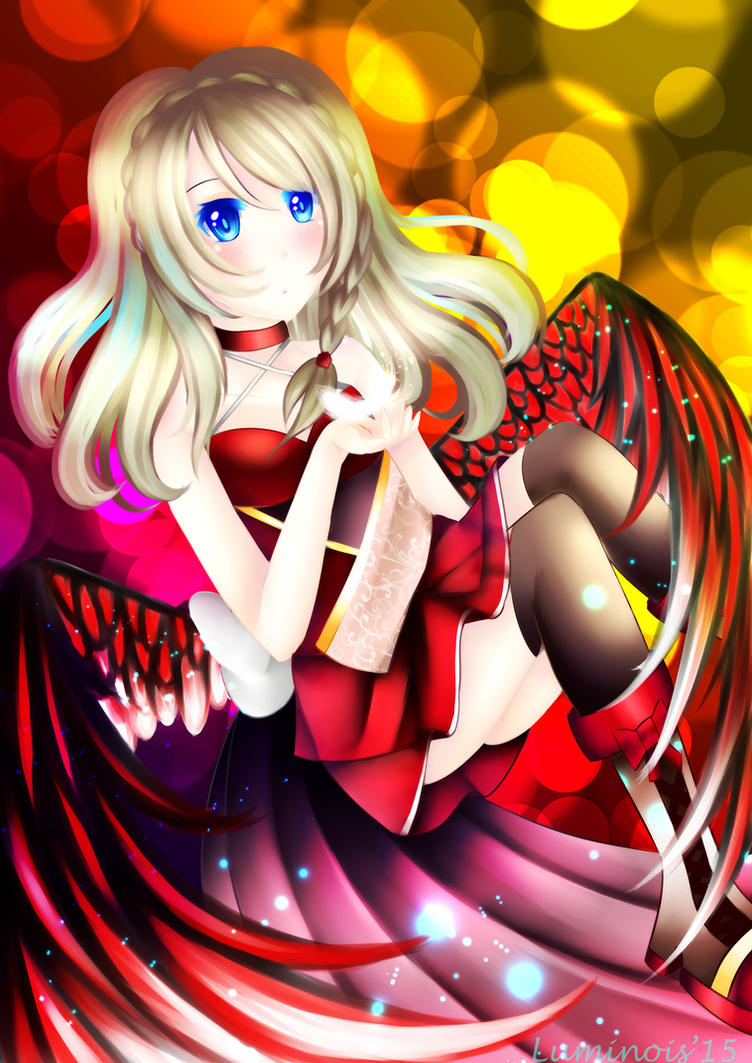Colette Angel by NoisArakis