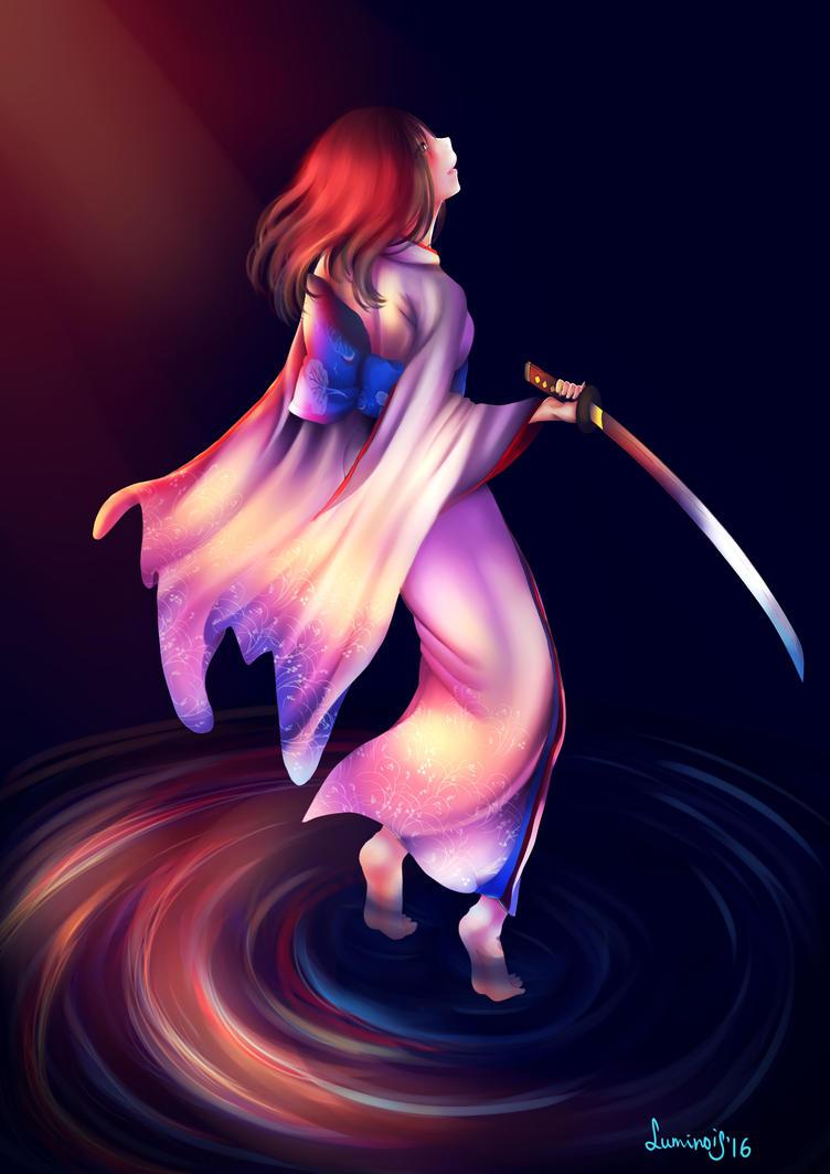 Red Moon Dance by NoisArakis