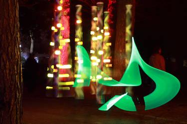 Flying Lights by Kalabint