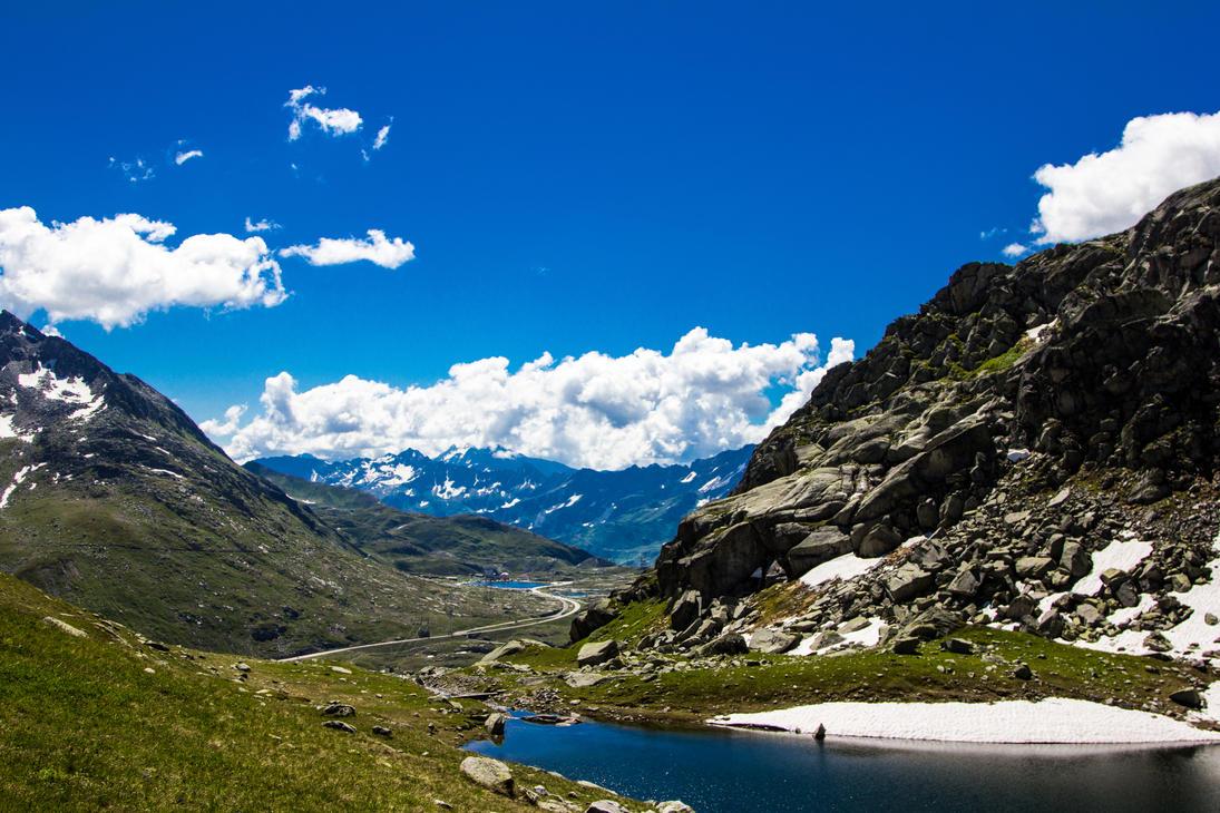 Gotthard by Kalabint