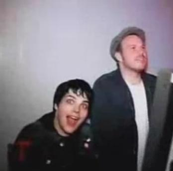 Gerard Way Fooling Around by fallendisasters