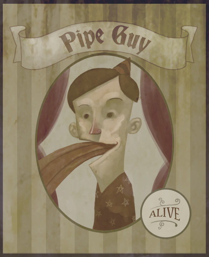 Pipe guy detail by zaidoigres