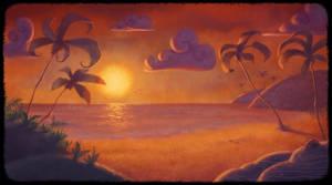 Landscape - Playa by zaidoigres
