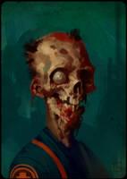 Zombie by zaidoigres