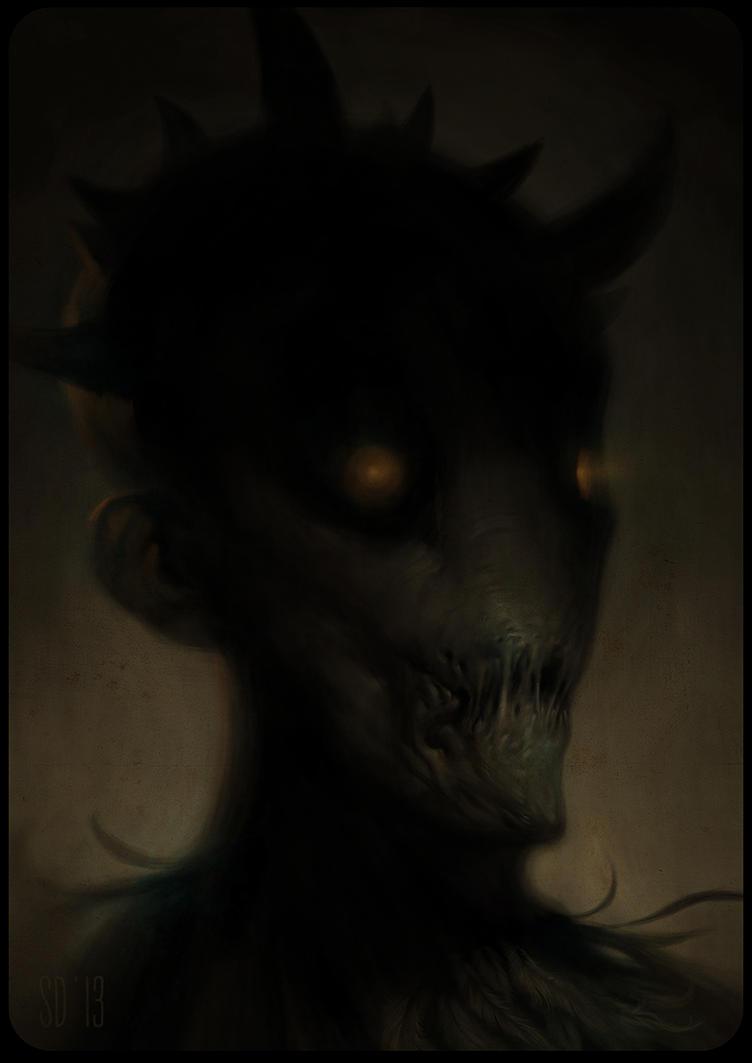 Devil by zaidoigres