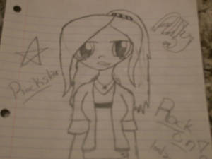 ally drawing
