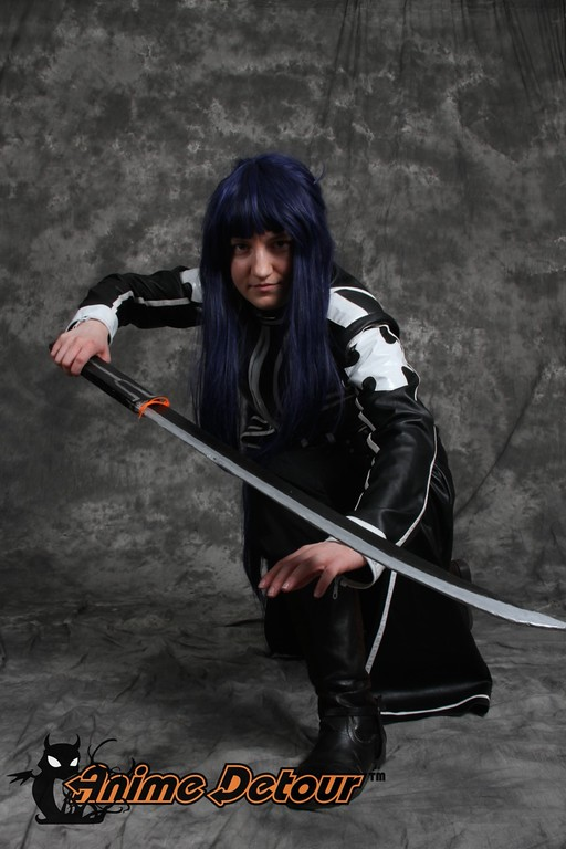 Kanda Yuu - Ready to Fight by ShadowYazoo