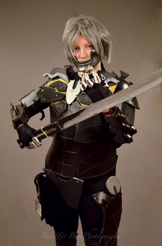 Raiden (Metal Gear Revengeance) by ShadowYazoo