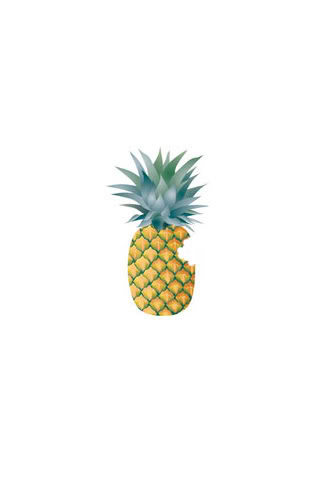pineapple iphone by frak-me-upPineapple Wallpaper Iphone