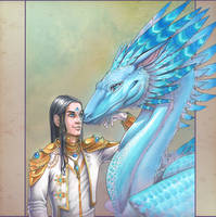 Kaxol y Altair by uialwen