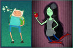 Finn + Marceline