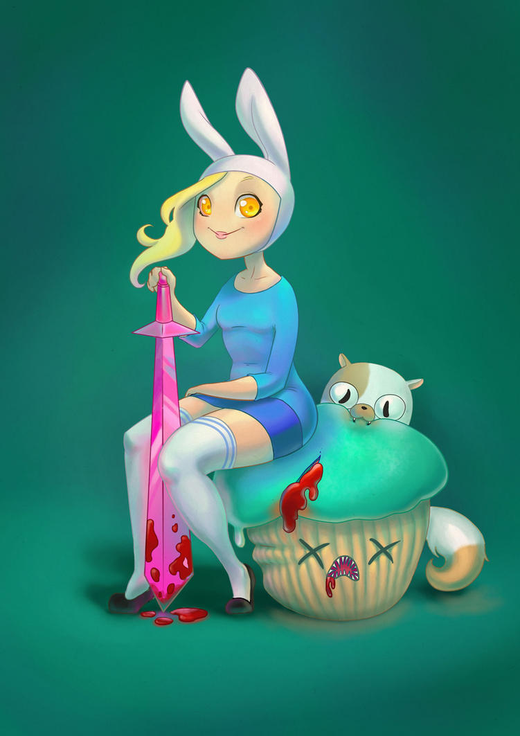 Fionna by uialwen