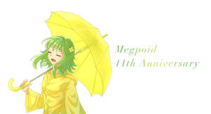 Megpoid 11th Anniversary