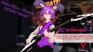 [MMD] Gjinka!Bonnie Download by AshenRose13