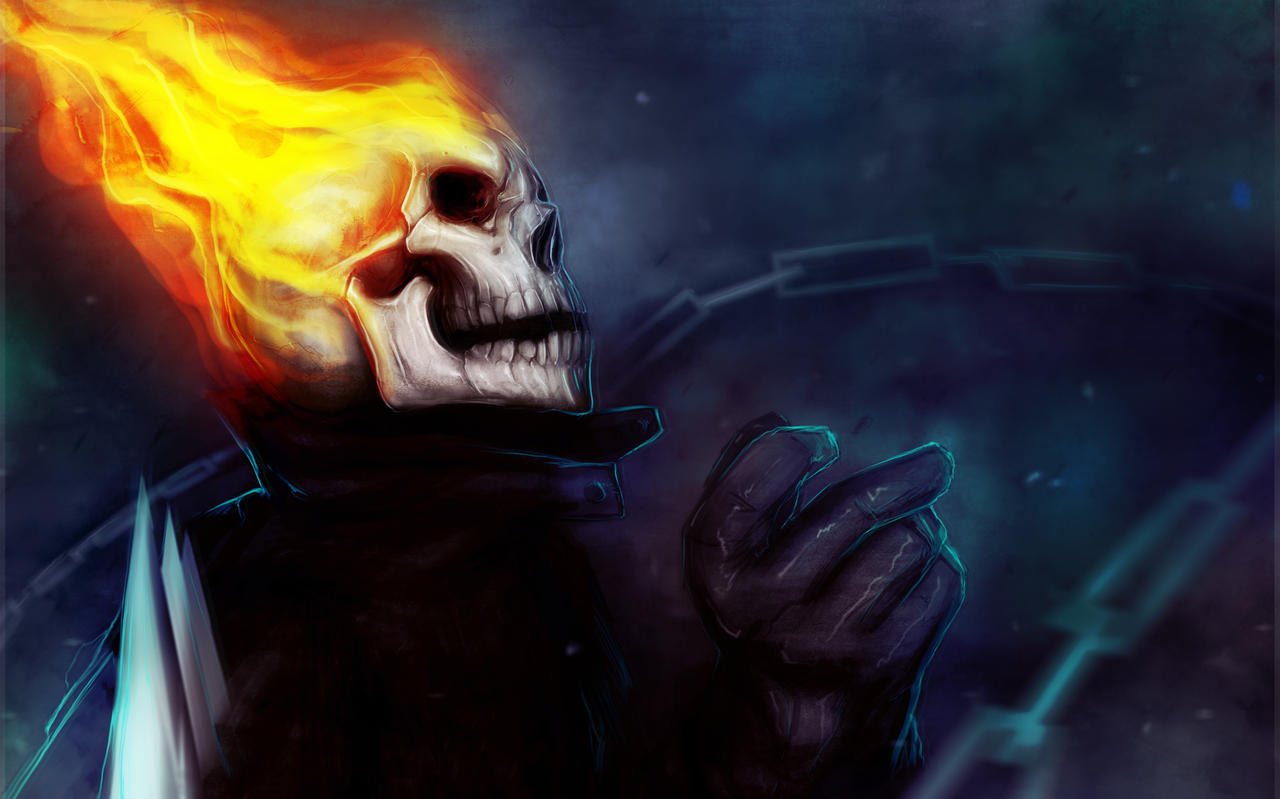 GHOST RIDER other variant by suspension99