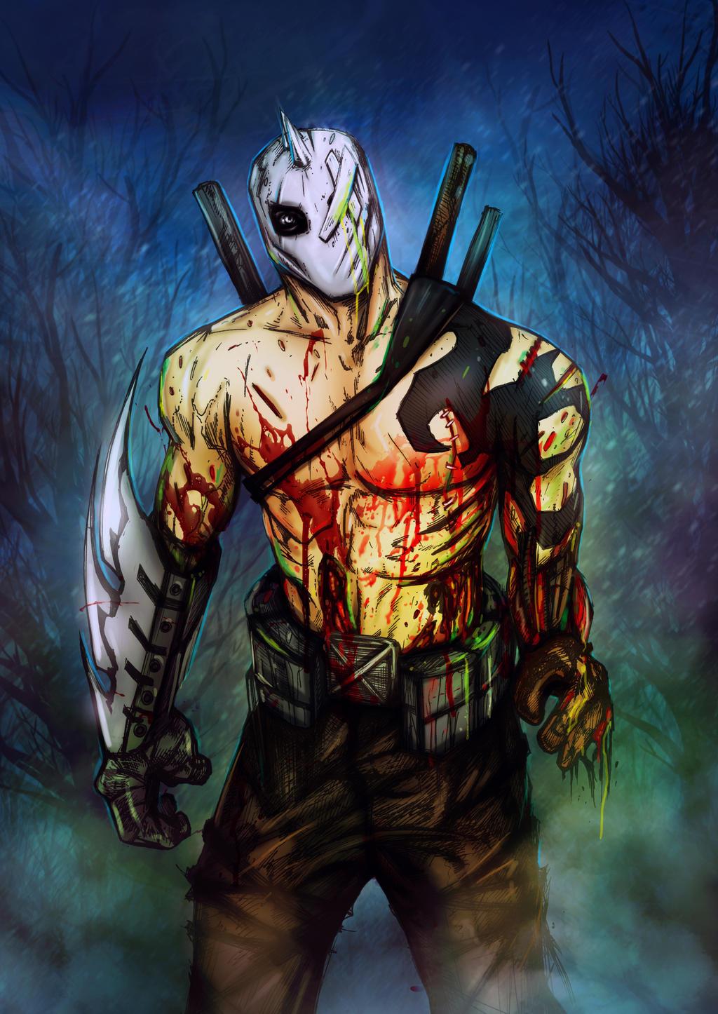 Zombie Apocalypse Art