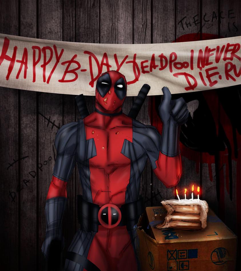 Поздравления с днем рождения в комиксах