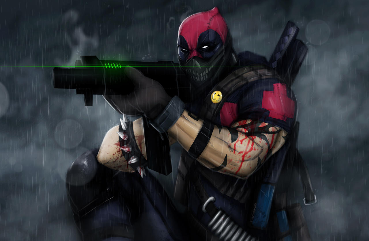 Pictures Of Deadpool Deviantart Wallpaper Rock Cafe