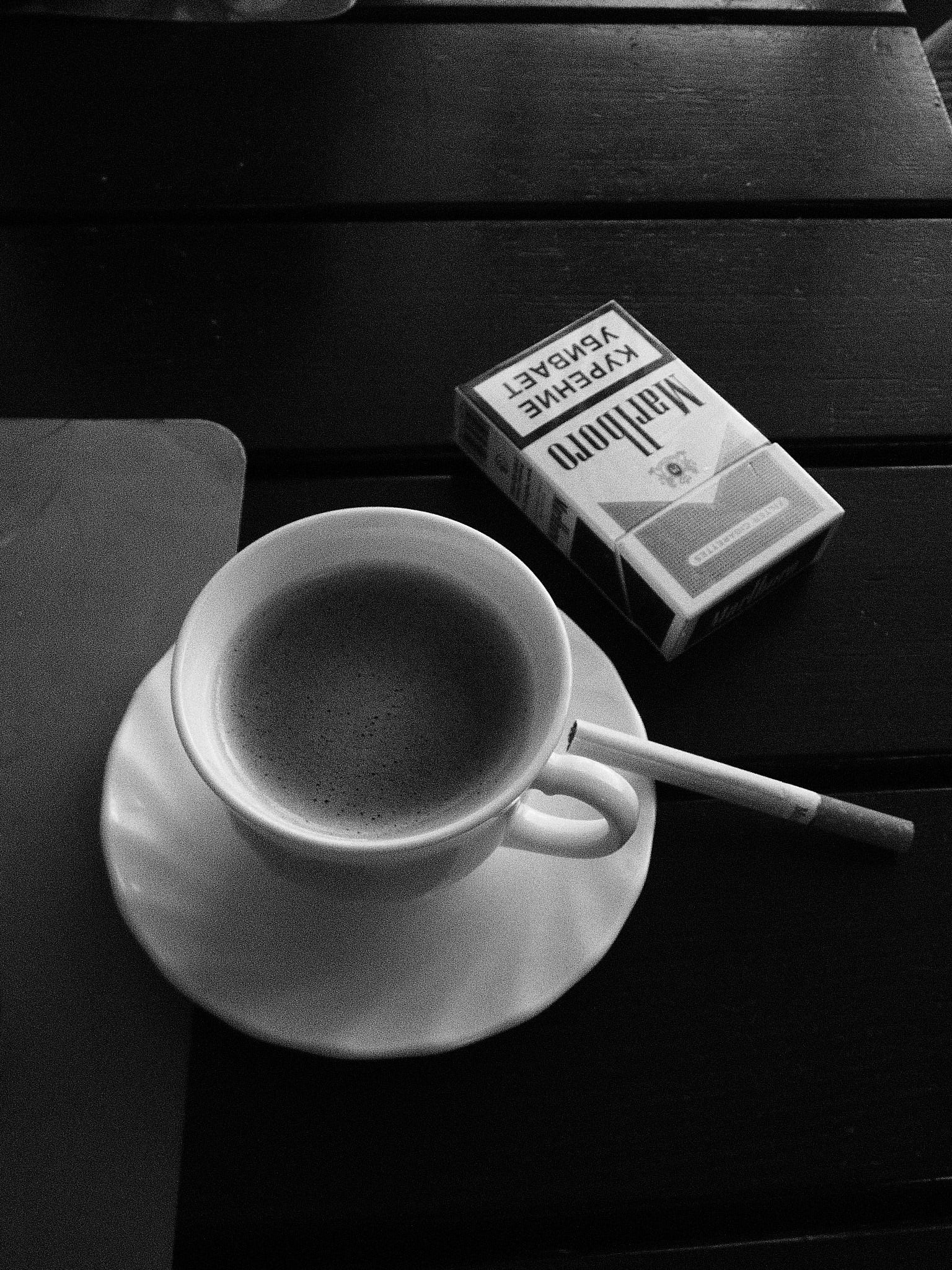 Coffee and Cigarettes by WilburyN on DeviantArt