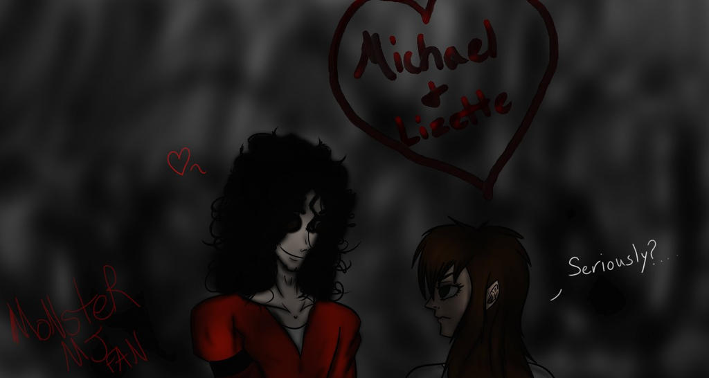 Request: Psychotic Michael and Lizette by MonsterMJFan