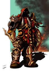Darksiders: War by ArtofOkan