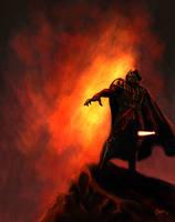 Darth Vader by ArtofOkan