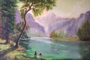 'Kern's River Valley'