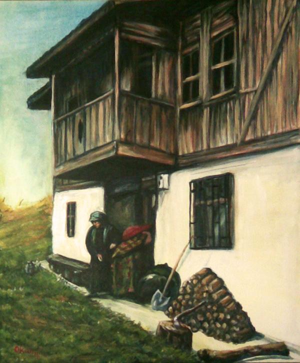 Village House by ArtofOkan