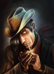 Lucky Luke by ArtofOkan
